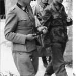 Bei Caen, Fritz Witt und Max Wünsche
