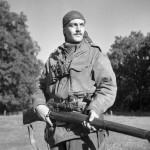 Harold Marshall, francotirador canadiense