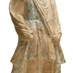 Estatua con Kausia