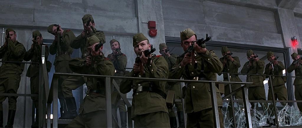 Nosotros somos un pelotón del ejercito rojo de la guerra fria ¿sabras diferenciarnos de nuestros abuelos?